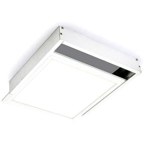 Kit de superficie de Panel 60X60 Blanco EasyMounting