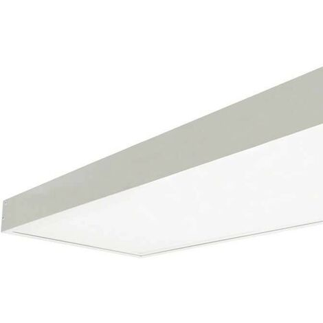 Kit de superficie Panel LED 60X30 Blanco Screwless