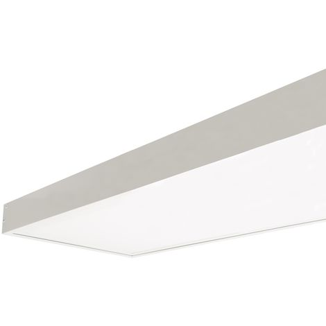 Kit de Superficie Paneles 120x30cm BlancoBlanco