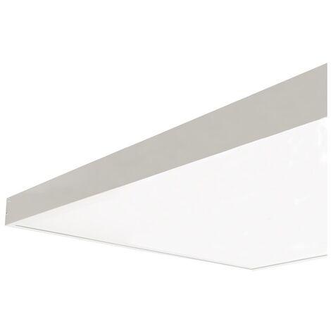 Kit de Superficie Paneles 120x60cm Blanco - Blanco
