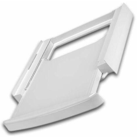 Kit de superposition universel avec tablette coulissante SKS100 (98408-18421) (484000008436) Accessoires et entretien WPRO