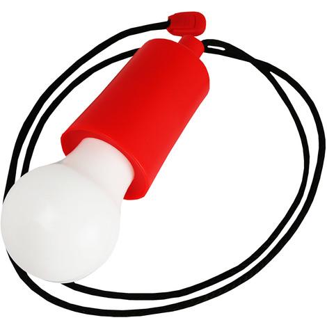 Kit de suspension déco à piles - Noir, Rouge, Bleu ou Blanc