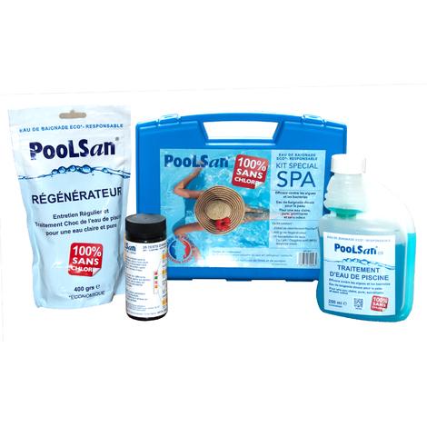 Kit de traitement de piscine