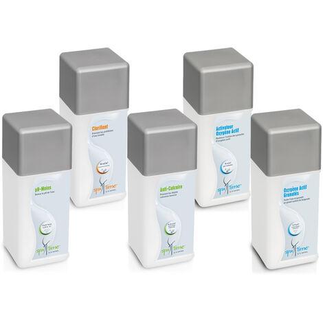 Kit de traitement oxygène actif SpaTime pour spa - Bayrol