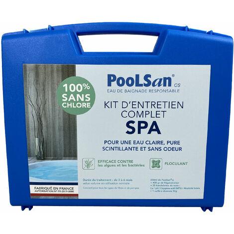 Kit de traitement sans chlore pour spa - PooLSan
