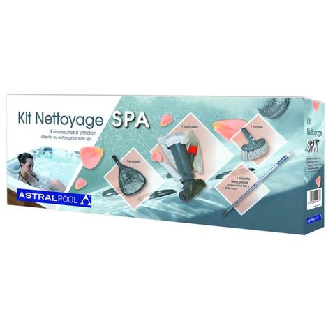 Kit de traitement SPA au brome