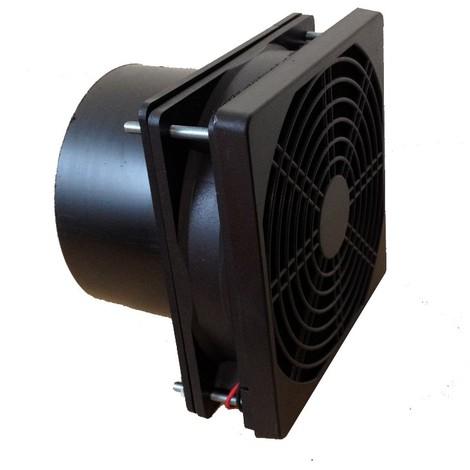 Kit de ventilation solaire 5W - fixation