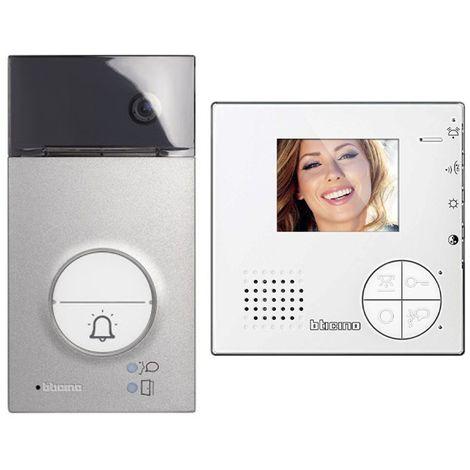 Kit de videocitofono Bticino Chalet 363411