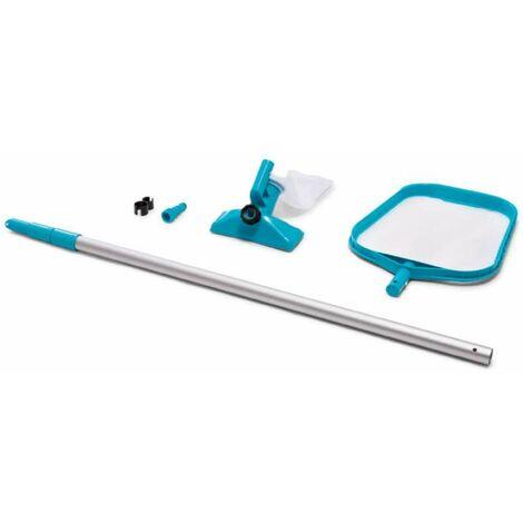 """main image of """"Kit de nettoyage et maintenance pour piscine - Intex - Livraison gratuite"""""""