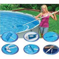 Kit d'entretien piscine Intex Luxe.