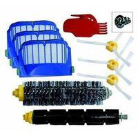 Kit d'entretien pour iRobot Roomba avec brosses et filtres - série 500 600 585 595 620 630 650 660 680 690