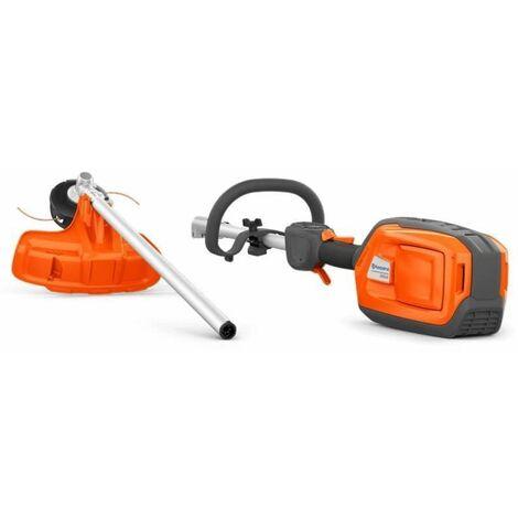 KIT DESBROZADORA HUSQVARNA 325iLK + Trimmy + Batería BLi200 + Cargador QC250