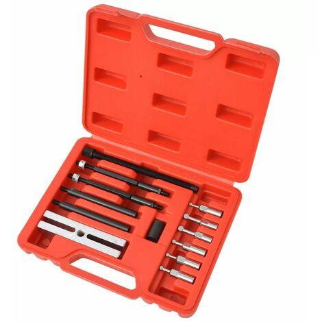 Kit d'extracteurs de roulements de petit insert 16 pièces