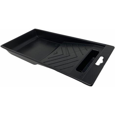 """main image of """"Kit di rullo con 2 ricambi vaschetta in abs per verniciare dipingere vassoio pittura"""""""