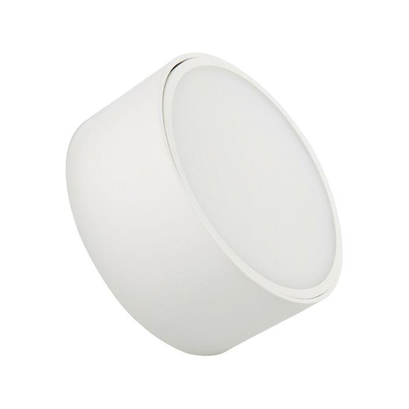 Kit di Superficie con Modulo Circolare LED 15W Bianco Freddo 6000K - 6500K - LEDKIA