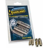 Kit Difusores Y Conectores Para Nebulizador Foggy Home Garland