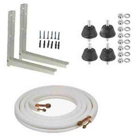 """main image of """"Kit d'installation de climatisation 1/4"""" -3/8"""" jusqu'à 2800w"""""""