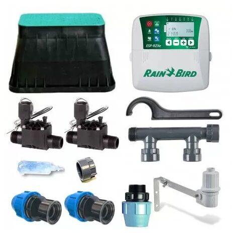 Kit d'irrigation Rain Bird 2-zones 24V