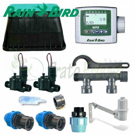 Kit d'irrigation Rain Bird 2-zones 9V