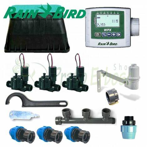 Kit d'irrigation, Rain Bird 3 zone 9V