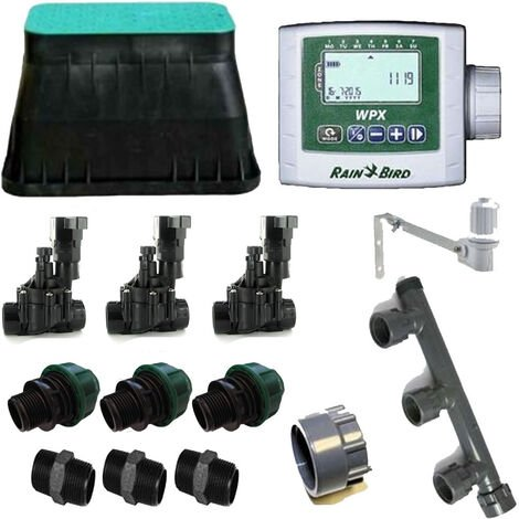 Kit d'irrigation Rain Bird 3 zones