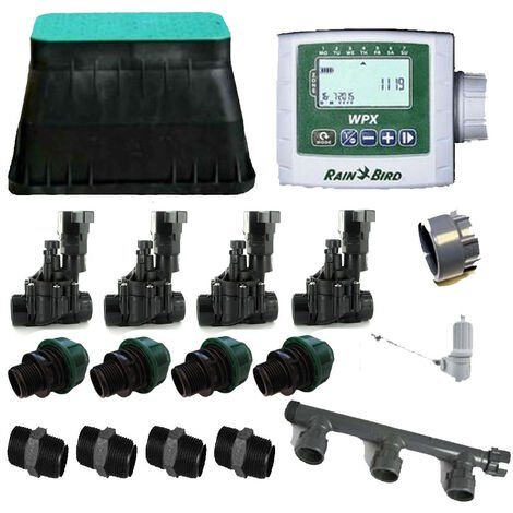 Kit d'irrigation Rain Bird 4 zones