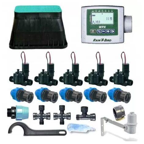 Kit d'irrigation Rain Bird 5 zone 9V