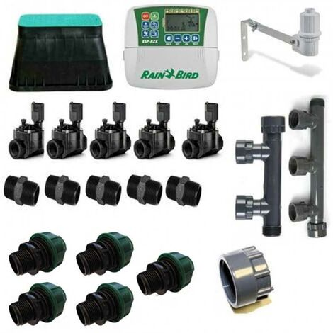 Kit d'irrigation Rain Bird 5 zones