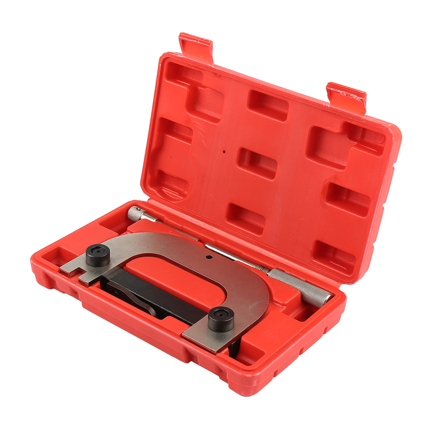 Jeobest - kit d'outils de Calage du Moteur Argent métal noir