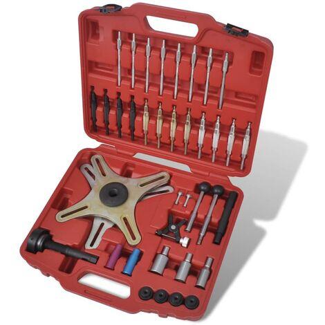 Kit d'outils de réglage d'alignement d'embrayage 38 pcs