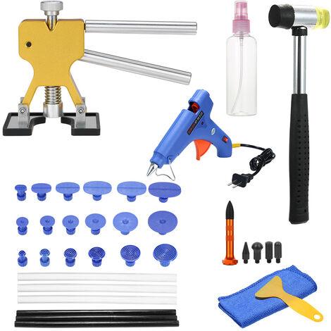 Kit D'Outils De Reparation Automatique Sans Peinture, 39Pcs