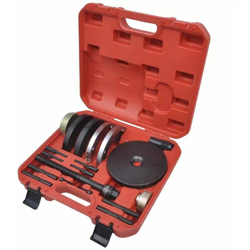 Asupermall - Kit d'outils de roulement de moyeu de roue GEN2 19 pcs 82 mm