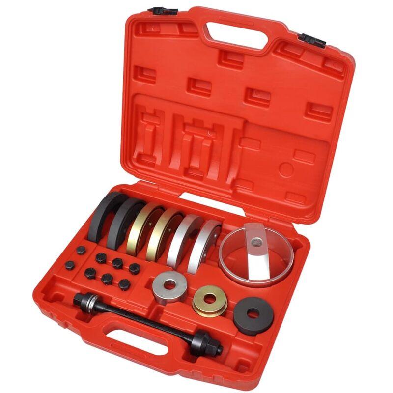 True Deal - Kit d'outils d'unité de palier pour moyeu de roue 62 mm, 66 mm, 72 mm