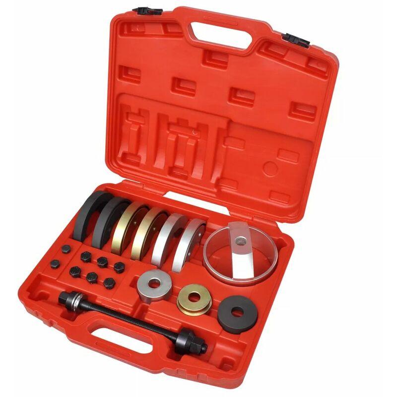 Asupermall - Kit d'outils d'unite de palier pour moyeu de roue 62 mm, 66 mm, 72 mm