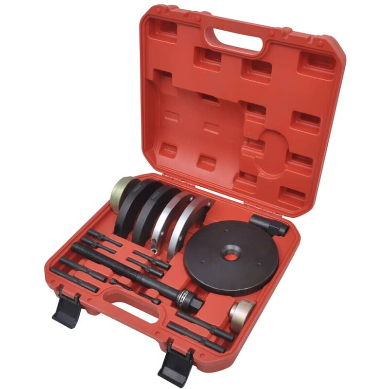 Kit d'outils de roulement de moyeu de roue GEN2 19 pcs 82 mm