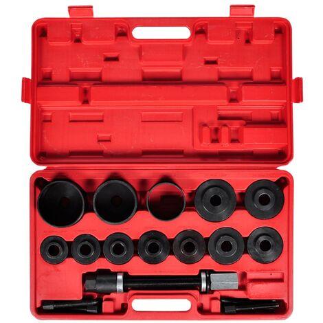 Kit d'outils pour roulement à billes de roue 20 pcs