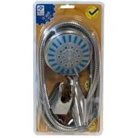 Kit Ducha 5 Funciones Cromo 1.75-2.25M - Profer Home - Ph0844