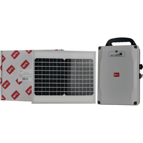 KIT ECOSOL Ensemble complet pour motorisation solaire BFT - BFT