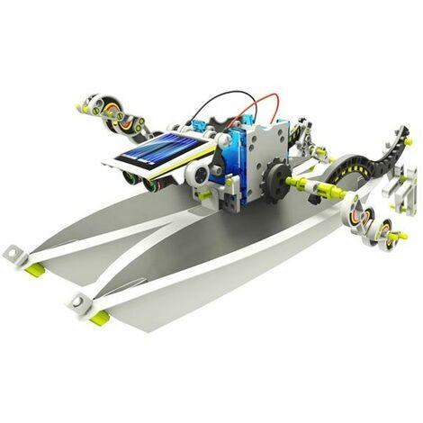 KIT EDUCATIF - ROBOT SOLAIRE 14 EN 1 (RI16426)