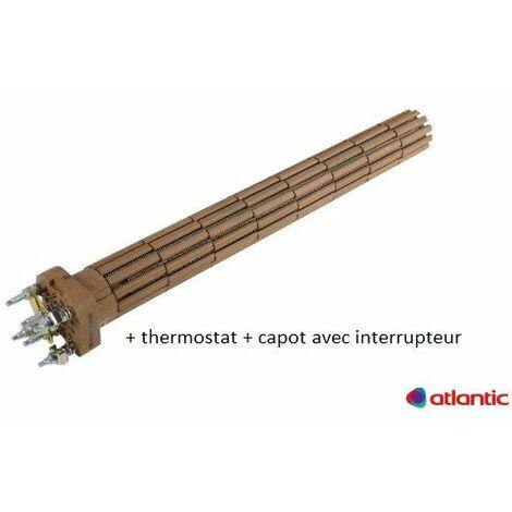 Kit électrique pour Conforto Verticaux sur socle 200L - 2400W - Tous courants