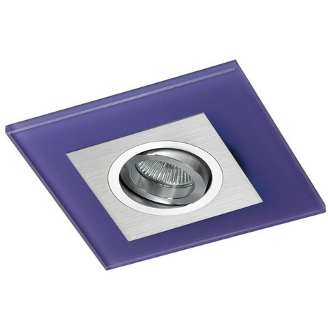 Kit empotrable CLASS (aluminio + lila)