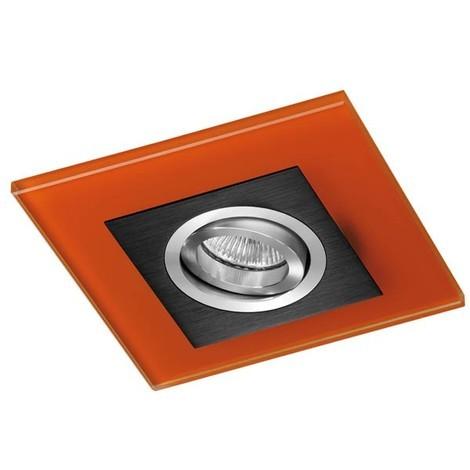 Kit empotrable CLASS (negro + naranja)
