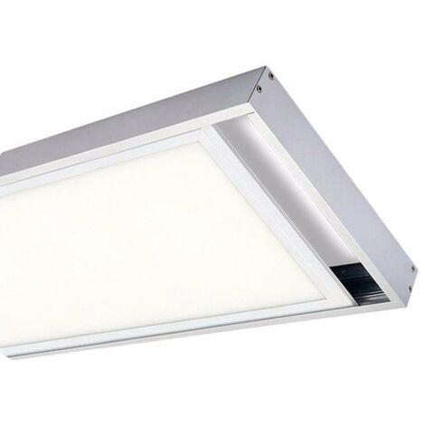 Kit en Saillie ALU pour Panneau LED 120x30 Slim