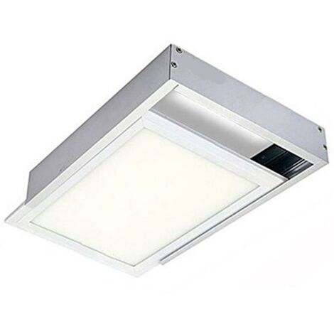 Kit en Saillie ALU pour Panneau LED 60x30 Slim - Aluminium