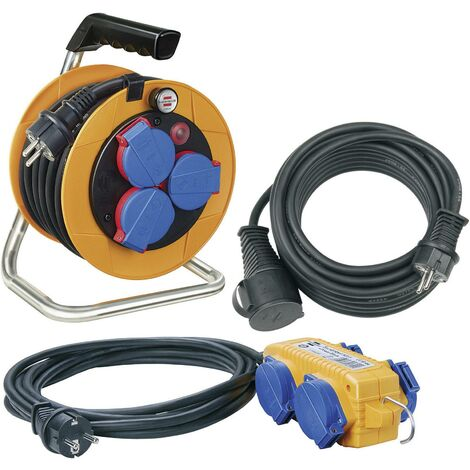 Kit enrouleur de câble 10.00 m X97491