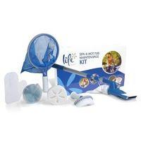 Kit Entretien Accessoires Spa & Jacuzzi - Inclus Filet & Eponge Ecume