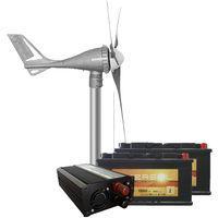 Kit éolien autonome 24V Eolienne domestique GT-700 400W