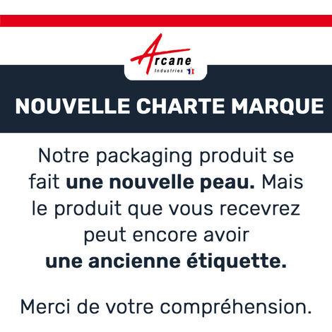 KIT étanchéité transparente ARCACLEAR - Terrasse et balcon résine HAUTE RESISTANCE -