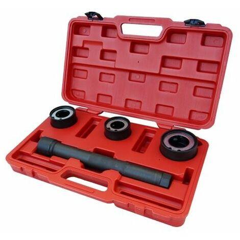Kit extractor rotulas axiales brazo de direccion 3 cabezales
