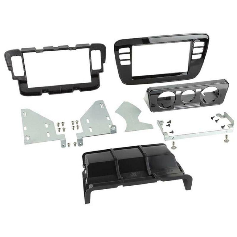 Kit facade compatible avec Seat Mii Skoda Citigo VW Up ap11 Clim manuelle - Brillant